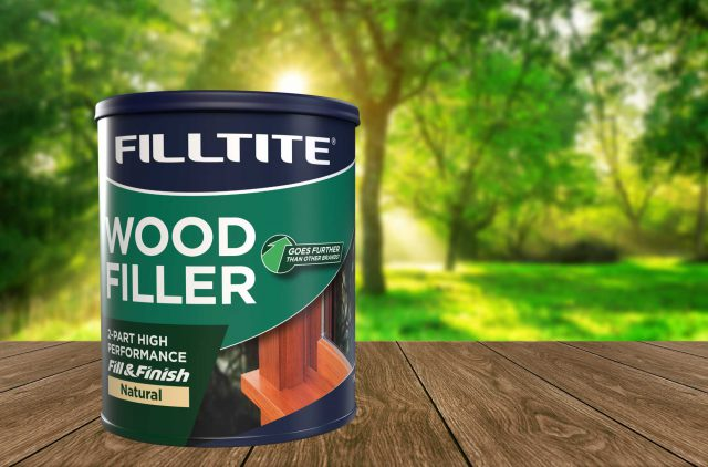 Fill 18% More With Filltite