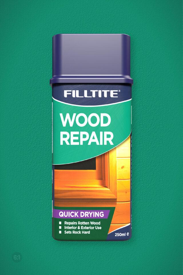 Filltite Quick Drying Wood Repair