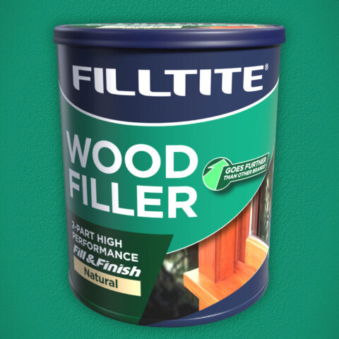 Filltite 2-Part Wood Filler