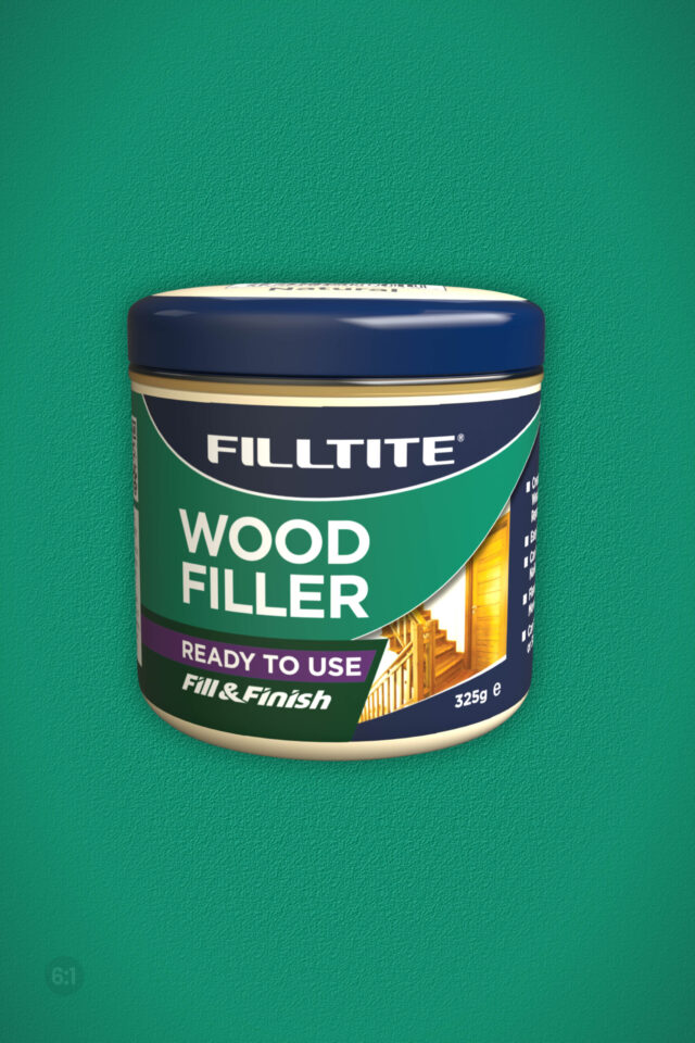 Filltite RTU Wood Filler
