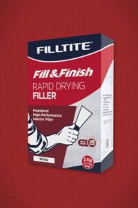 Filltite Rapid-Drying Filler 2.0Kg