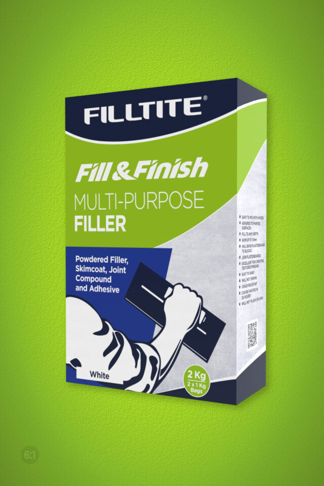 Filltite Multi-Purpose Filler 2.0Kg