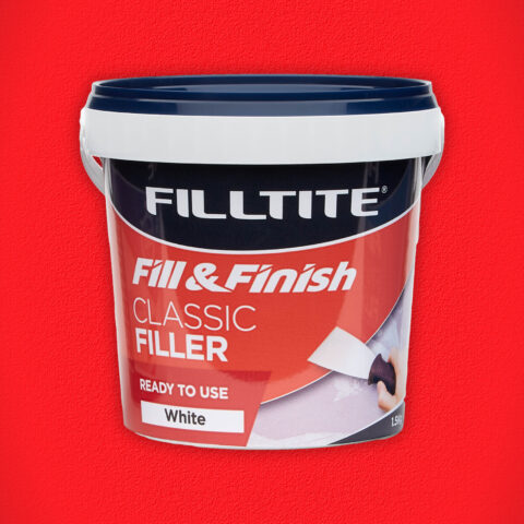 Filltite Classic RTU Filler 1.5Kg
