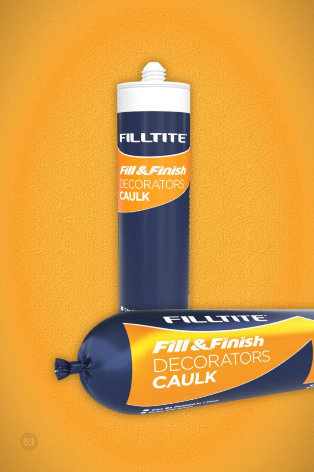 Filltite Decorators Caulk
