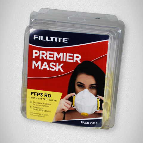 Filltite Premier Mask FFP3 RD
