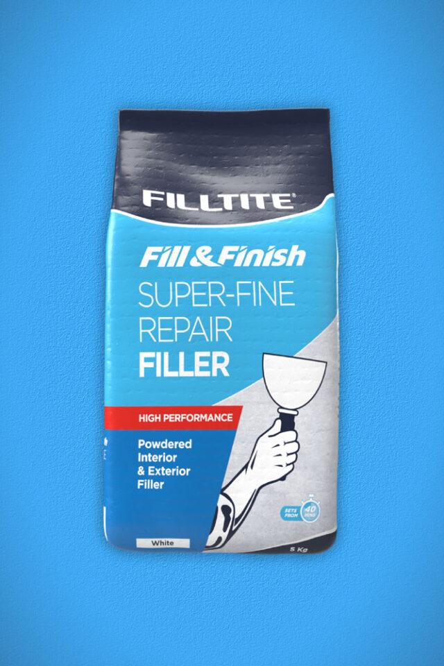 Filltite Super-Fine Repair Filler